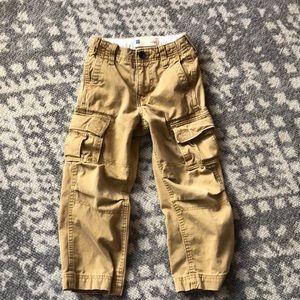Boys gap cargo pants size 5
